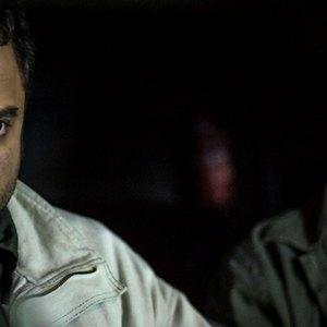 نادر فلاح و بابک بهشاد در فیلم کوتاه «شب تولد»