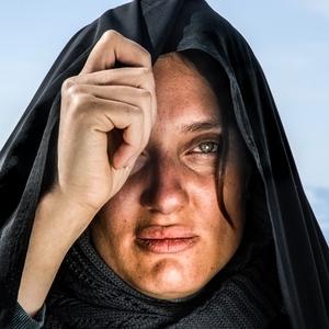 حمیده براتی در فیلم کوتاه «مانیکور»