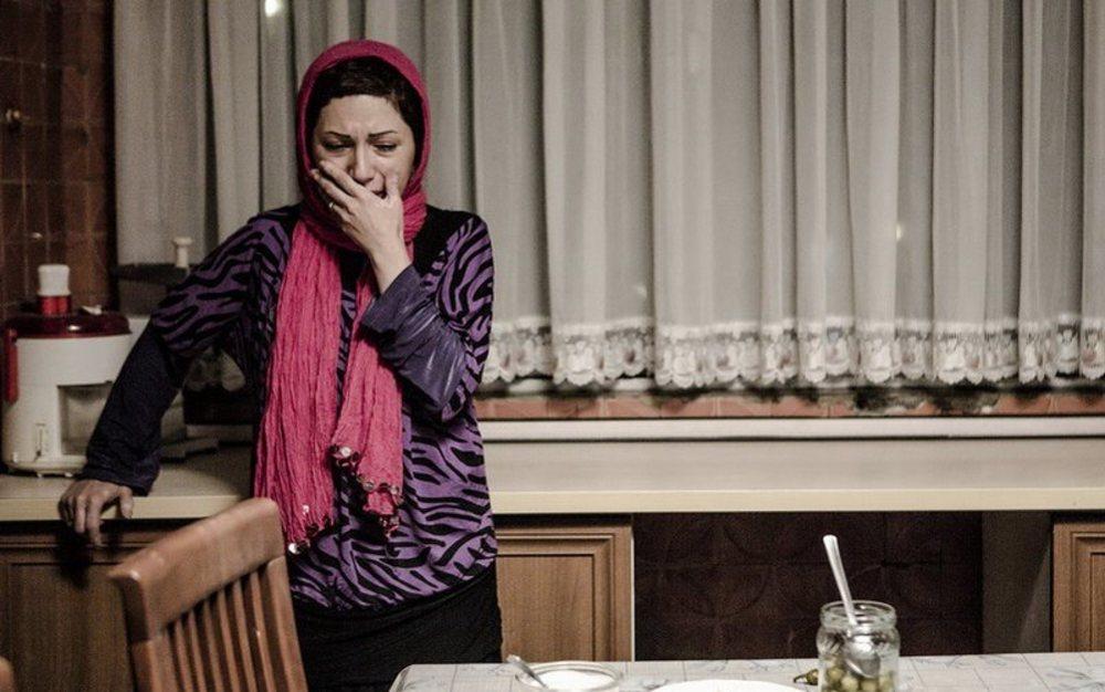 فريده فرامرزي در فیلم استراحت مطلق