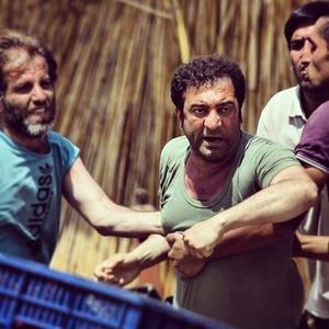 مجید  صالحی در فیلم استراحت مطلق