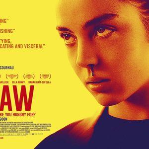 گارانس ماریلیر در فیلم «خام»(raw)