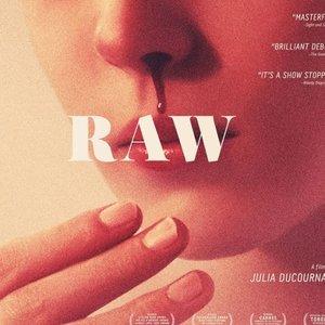 پوستر فیلم «خام»(raw) با بازی گارانس ماریلیر
