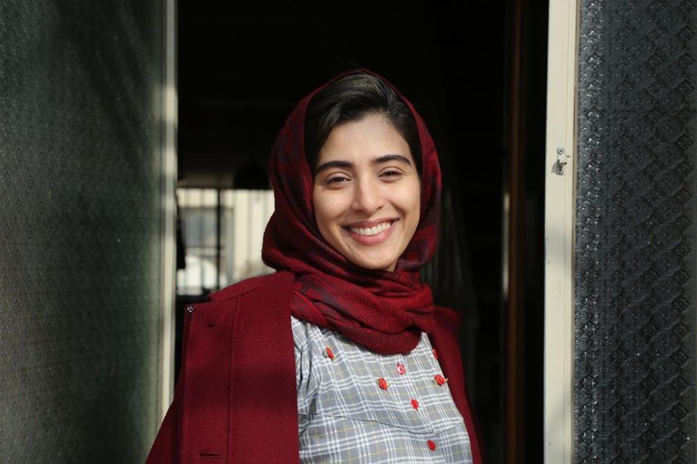 آناهیتا افشار در فیلم «یک کیلو و بیست و یک گرم»
