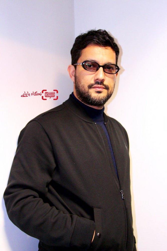 حامد بهداد در اولین اکران مردمی «خانه دختر» در پردیس سینمایی کوروش