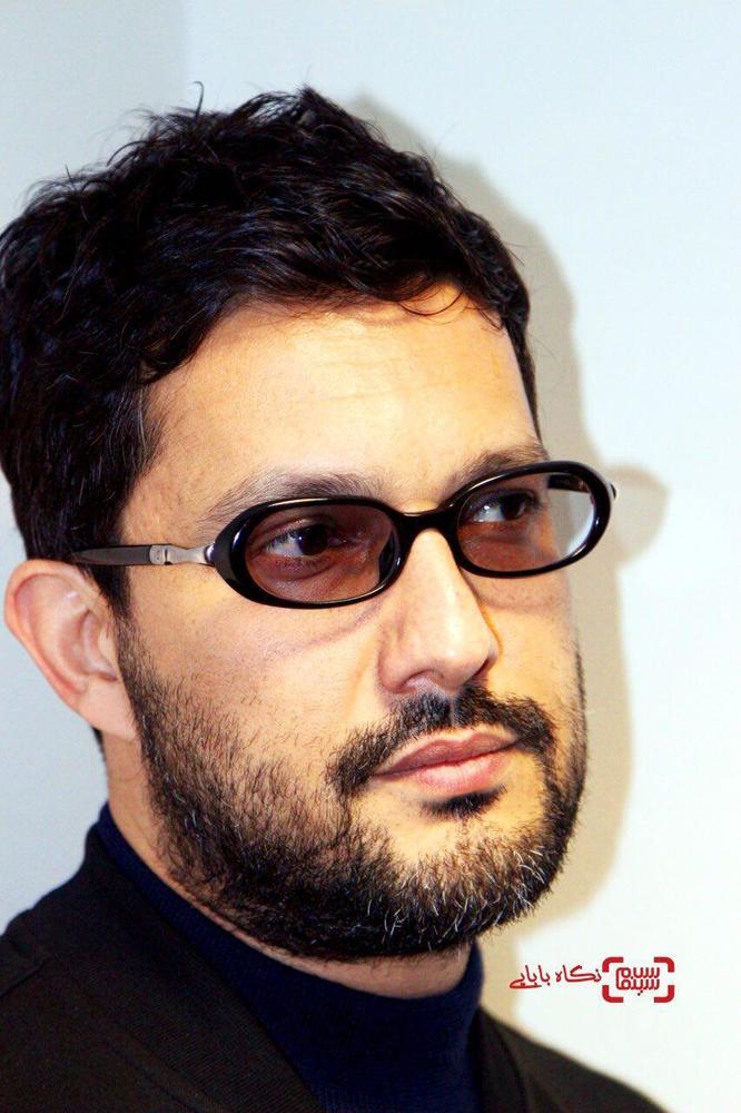 حامد بهداد در اولین اکران مردمی «خانه دختر» در سینما کوروش