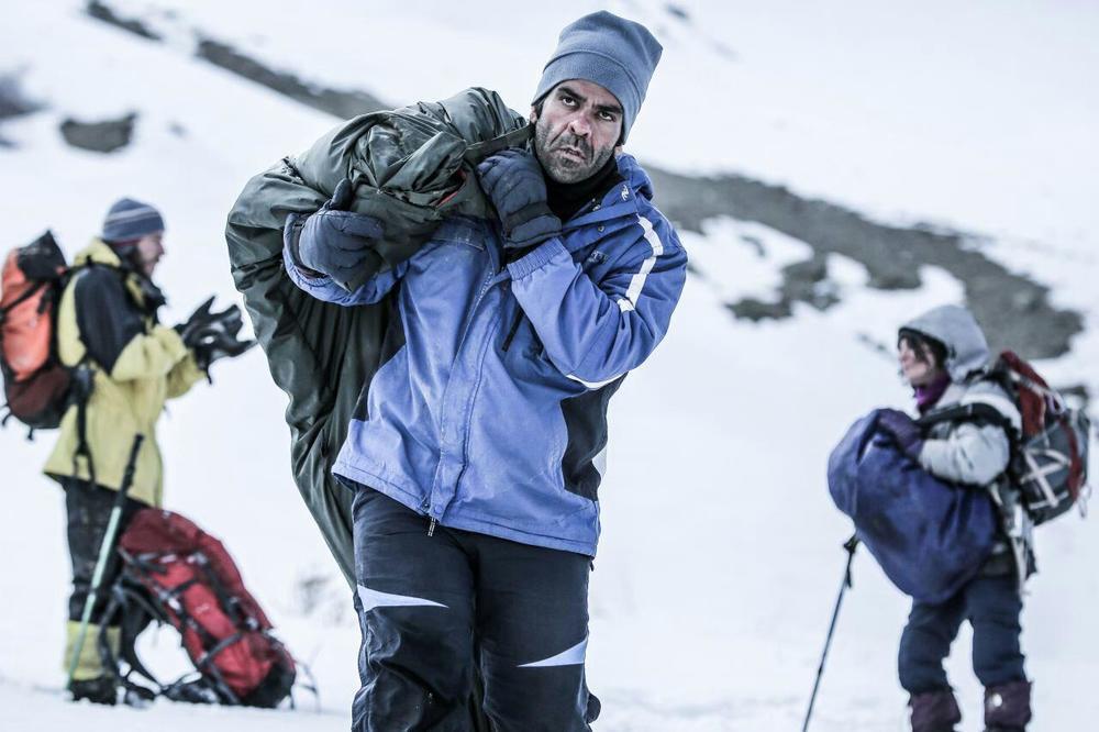 بانیپال شومون در فیلم کوتاه «استون»