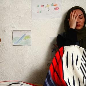 هانیه توسلی در فیلم تلویزیونی «سه ماهی»