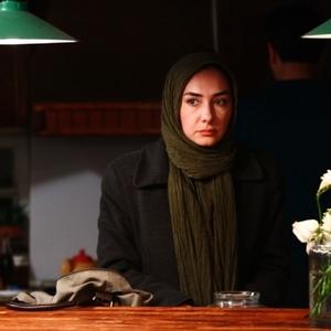 هانیه توسلی در نمایی از فیلم «سه ماهی»