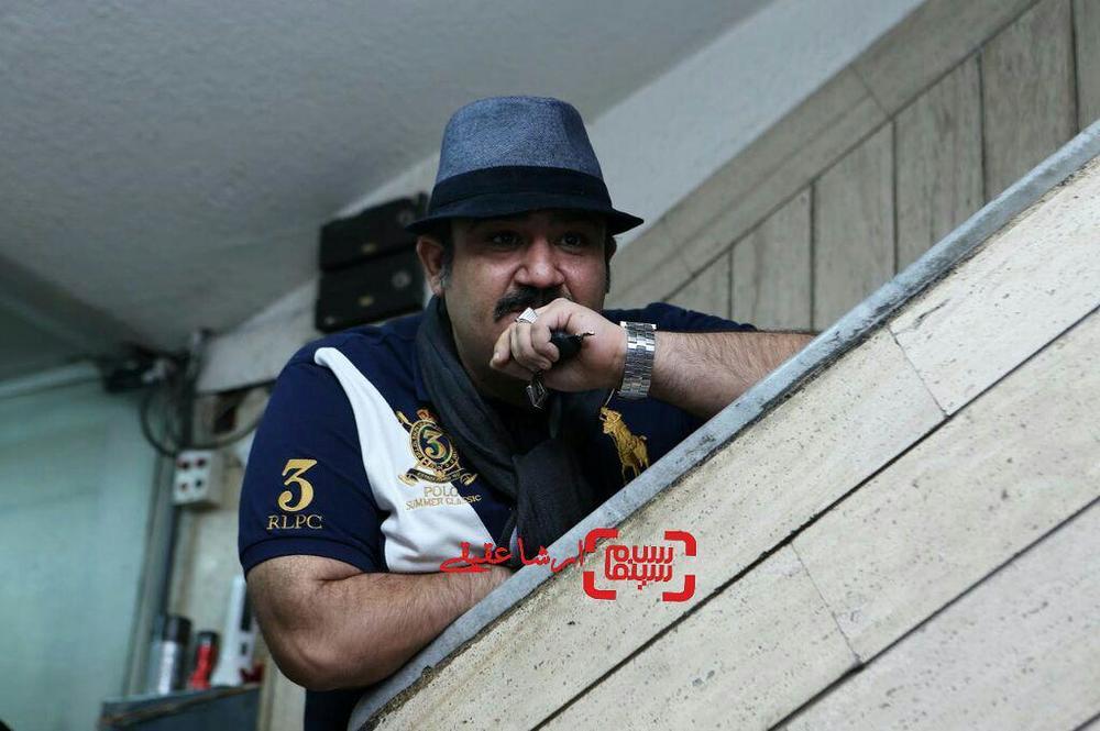 مهران غفوریان در اکران خصوصی فیلم سینمایی «خالتور»