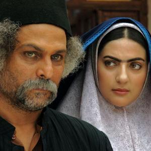 حسین یاری و هلیا امامی در فیلم «داش آکل»