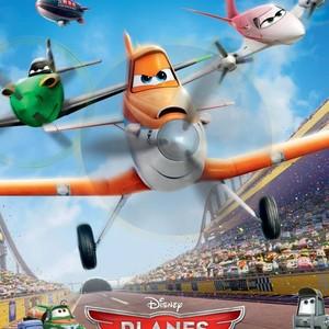پوستر انیمیشن سینمایی «هواپیماها 1»(planes)