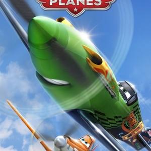 پوستر انیمیشن «هواپیماها 1»(planes)