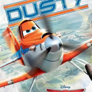 پوستر انیمیشن «هواپیماها 1»(planes) با طرحی از داستی
