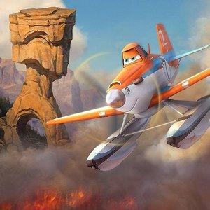 انیمیشن سینمایی «هواپیماها 2: آتش و نجاتم»(Planes: Fire & Rescue)