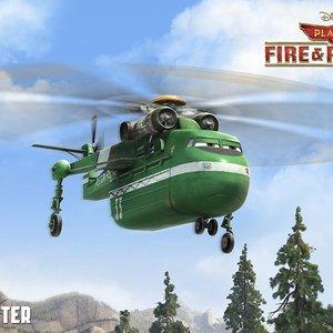 «هواپیماها 2: آتش و نجاتم»(Planes: Fire & Rescue)