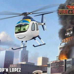 سینمایی «هواپیماها 2: آتش و نجاتم»(Planes: Fire & Rescue)
