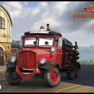 انیمیشن «هواپیماها 2: آتش و نجاتم»