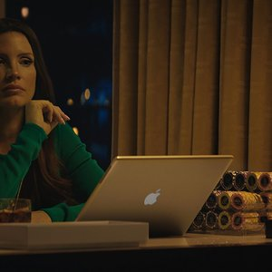 جسیکا چستین در فیلم «بازی مالی»(Molly's Game)