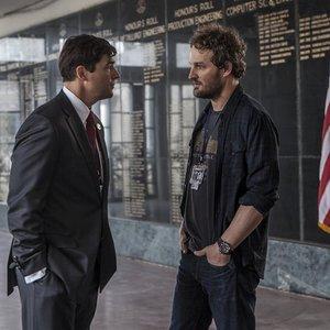 کایل چندلر و جیسون کلارک در فیلم «سی دقیقه بامداد»(Zero Dark Thirty)
