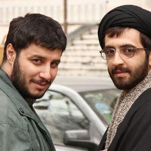 بهروز شعیبی و جواد عزتی در فیلم «طلا و مس»