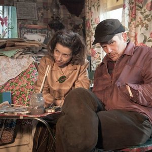 ایتن هاک و سالی هاوکینز در فیلم «ماد»(Maudie)