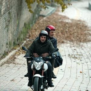 حمید گودرزی و جلال فاطمی در فیلم روباه