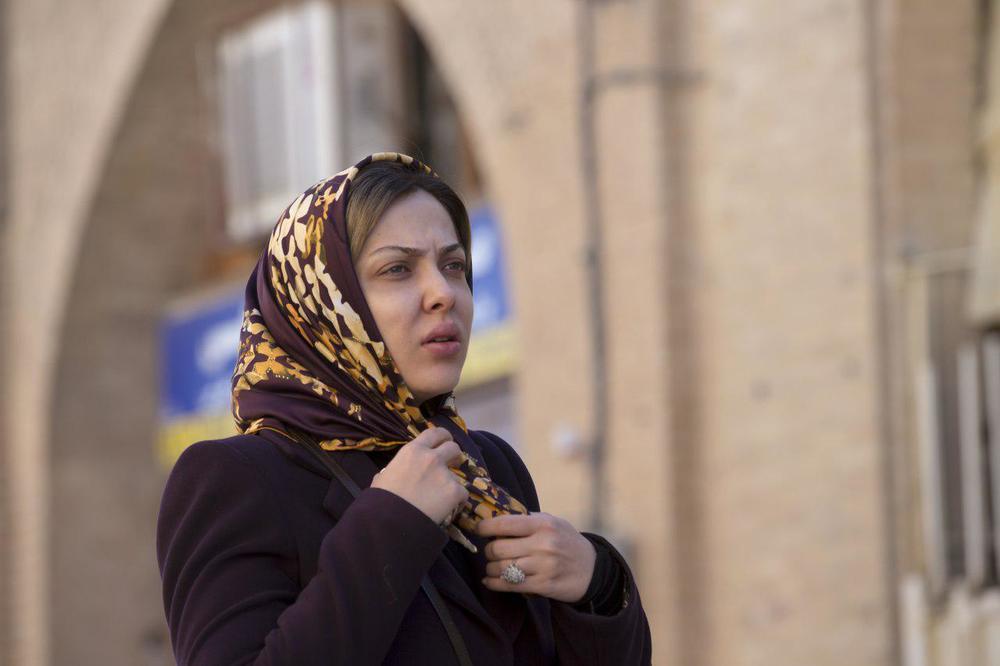 لیلا اوتادی در فیلم «مالیخولیا»