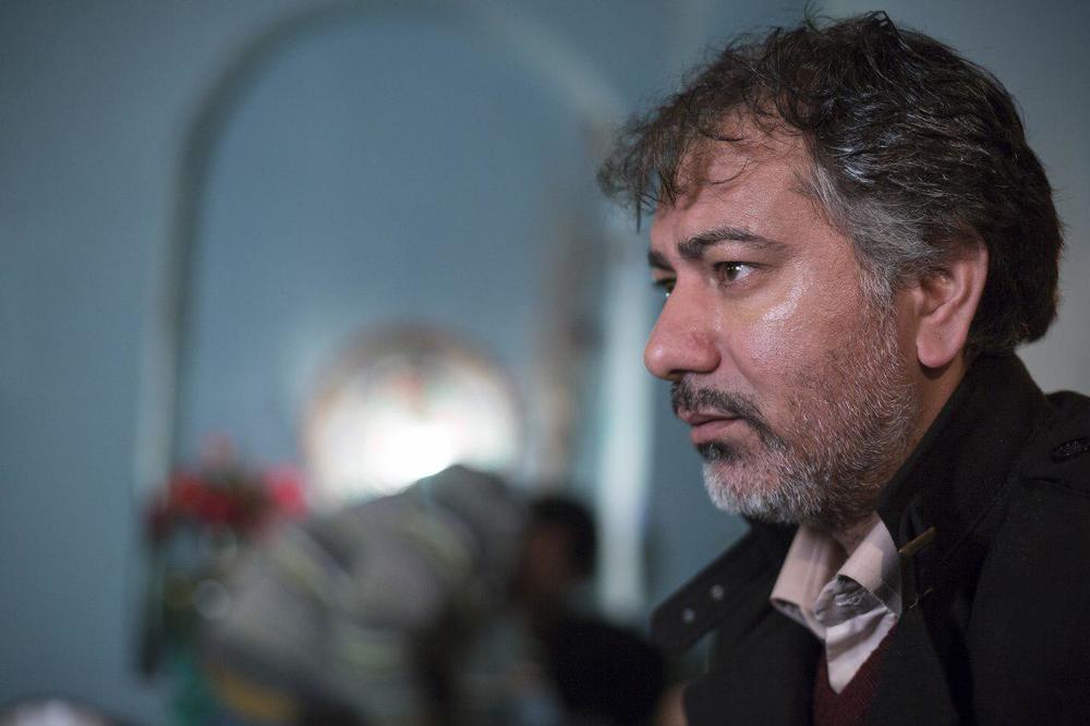 محمدرضا هدایتی در نمایی از فیلم «مالیخولیا»