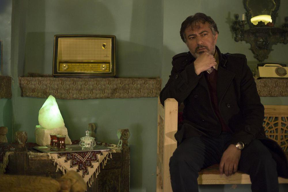 محمدرضا هدایتی در نمایی از فیلم سینمایی «مالیخولیا»
