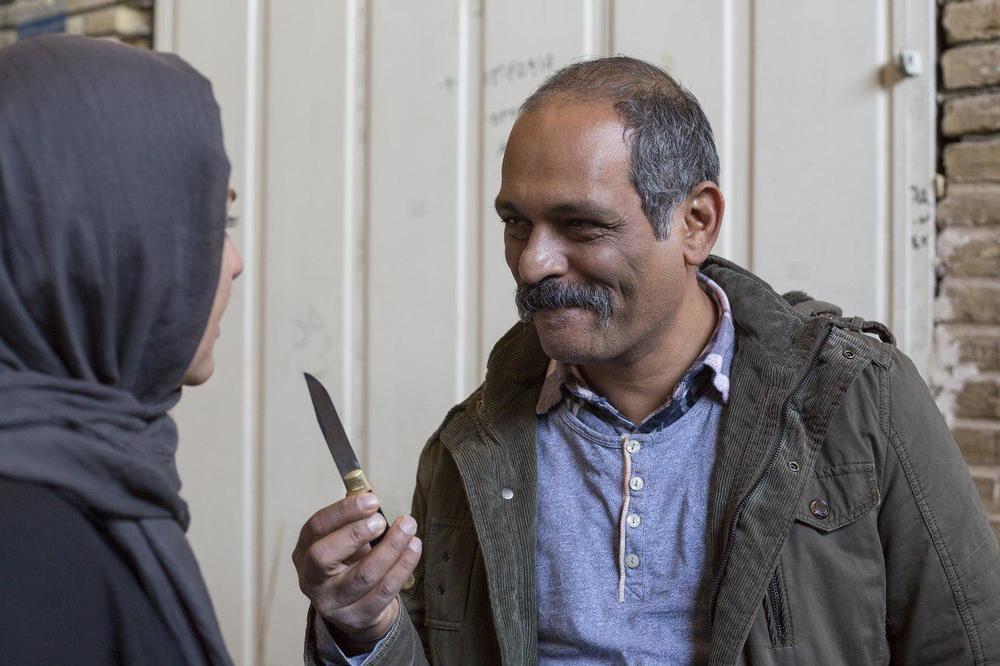 نادر فلاح در فیلم سینمایی «مالیخولیا»