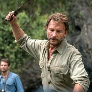توماس کرتشمن در فیلم «جنگل»(Jungle)