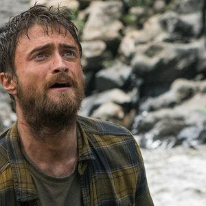 دنیل ردکلیف در نمایی از فیلم سینمایی «جنگل»(Jungle)