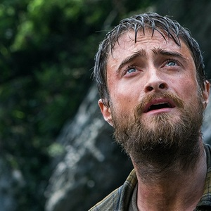 دنیل ردکلیف در نمایی از «جنگل»(Jungle)