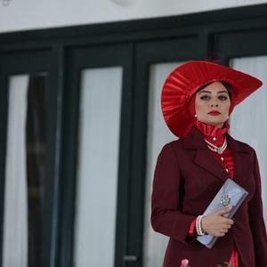 یکتا ناصر در قسمت اول سریال «آشوب»