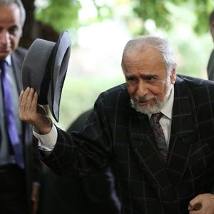 سعید امیرسلیمانی در قسمت اول سریال «آشوب»