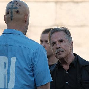 دان جانسون در فیلم «شورش در سلول 99»(brawl in cell block 99)