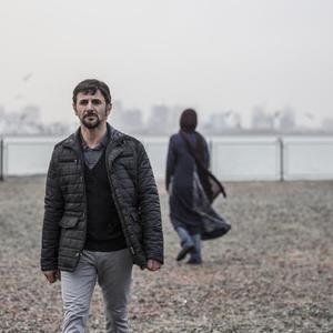 امین حیایی در فیلم سینمایی «دارکوب»