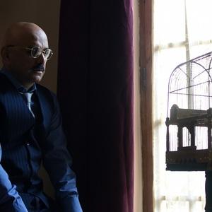 حبیب رضایی در فیلم «یک قناری یک کلاغ»