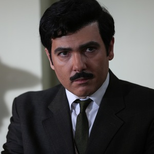 کوروش تهامی در قسمت دوم سریال «آشوب»