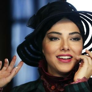 لیلا اوتادی در پشت صحنه قسمت دوم سریال «آشوب»