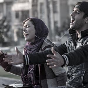 اولین عکس از ساعد سهیلی و زیبا کرمعلی در فیلم «لاتاری»