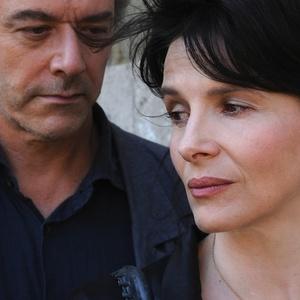 ژولیت بینوش و ویلیام شیمل در فیلم کپی برابر اصل