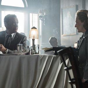 تام هنکس و مریل استریپ در فیلم «پست»(Post)