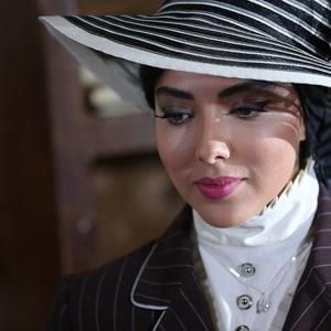 لیلا اوتادی در قسمت سوم سریال «آشوب»