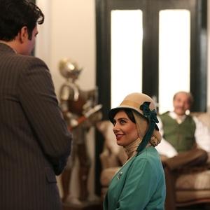 یکتا ناصر در قسمت سوم سریال «آشوب»