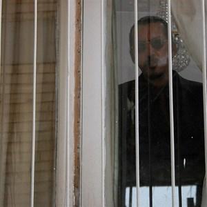 سعید ابراهیمی فر در فیلم «شاید عشق نبود»