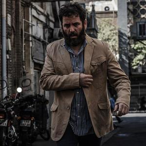 امیررضا دلاوری در فیلم کوتاه «حضور مخفی یک بیگانه»