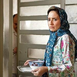نگار جواهریان در فیلم قندون جهیزیه ساخته علی ملاقلیپور