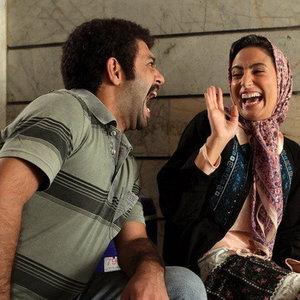 نگار جواهریان و صابر ابر در فیلم قندون جهیزیه
