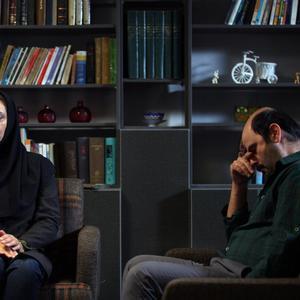 علی مصفا و شبنم مقدمی در فیلم «دِرِساژ»